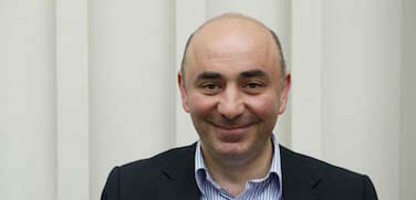 Gogi Dakishvili, co-founder of Teliani Valley